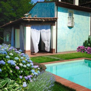 Photo for COUNTRY HOUSE  IN TUSCANY (LUCCA), WITH POOL AND PRIVATE GARDEN