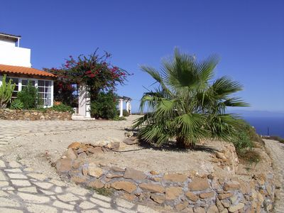 Photo for Two room apartment in Finca with garden, terrace and balkony