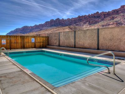 Photo for Sg1 | Upscale Moab Condo with Huge Wrap-Around Deck With Views | Sleeps 6-8