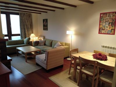 Photo for Apartment in Formigal, family. 5 pax