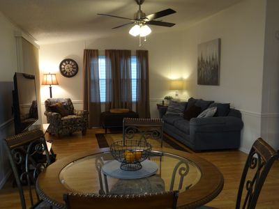 Photo for Quaint Retreat in the Village of Silver Lake with Gas Golf Cart