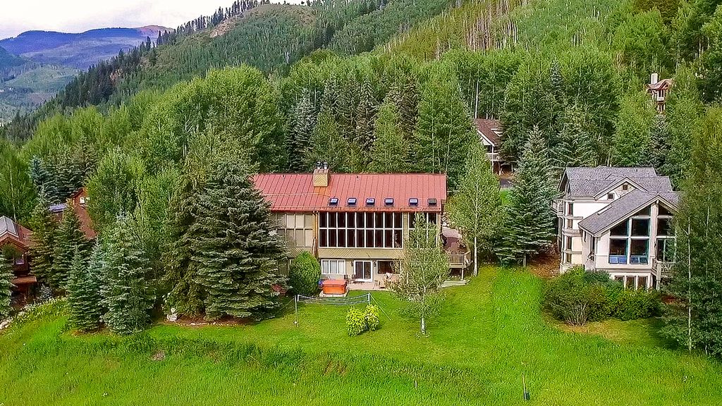 Fantastic Chateau W Hot Tub Amp Next To Vail Vrbo