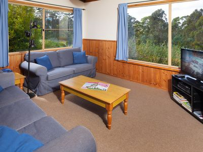Photo for Bombina's Forest Cottage with beautiful views