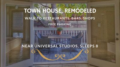 Photo for ❤️ Town House Near Universal Studios, Hollywood, Los Angeles