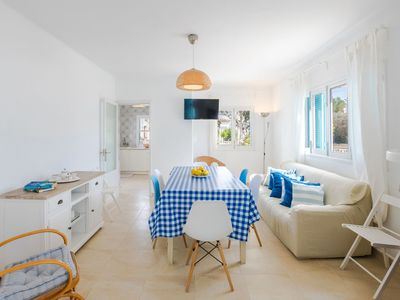 Photo for Beautiful apartment for 9 people with WIFI, TV, balcony and parking