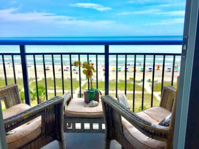Photo for Private Oceanfront 1 Bedroom Suite At Boardwalk