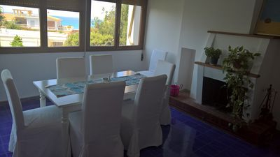 Photo for Romantic Three-room apartment with sea view