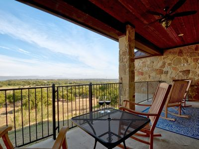 Photo for Modern Hill Country Retreat