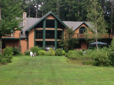 Photo for Stunning lakefront home on hidden gem Conway Lake!