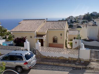 Photo for 2BR House Vacation Rental in Benitachell, Alicante