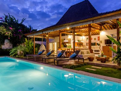 Photo for Villa Sukacita + Niri 8bed for 18pax