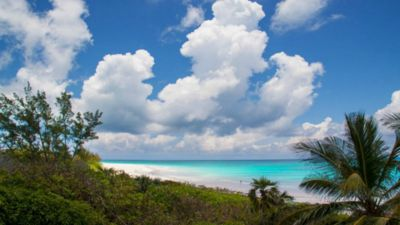 Photo for Beautiful Beach Cottage - Pink Sands Beach