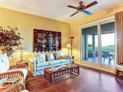 Photo for Cute and Cozy Oceanfront Condo on Amelia Island Plantation!