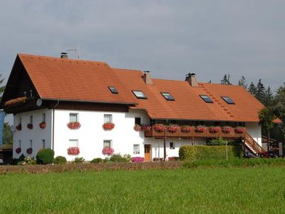 Photo for Apartment 2, shower and bath, toilet, 2 bedrooms - Haus Fröhlich