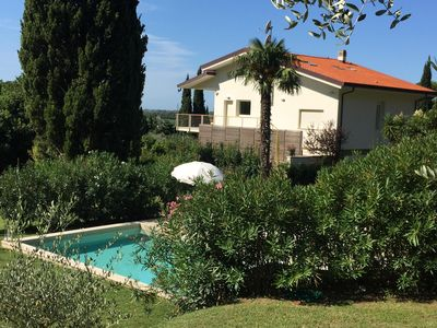 Photo for Villa Sara near the Tuscan cities of art and the beautiful beaches in Versilia