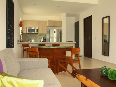 Photo for Luxury TAO Bahia Principe Riviera Maya - 2 bedroom/2 bathroom luxury apartment