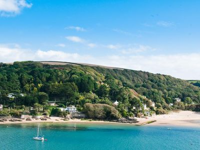 Photo for The Penthouse, Woodside Beach, SALCOMBE