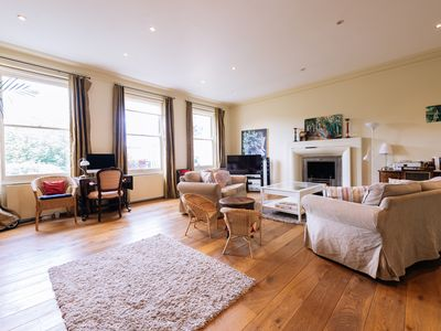 Photo for Stunning 3 Bed Apartment w/Balcony near Notting Hill Gate