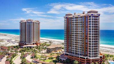 Photo for Portofino Tower 4 - Unit 1606 - SWEEPING GULF VIEWS - ABSOLUTE PARADISE