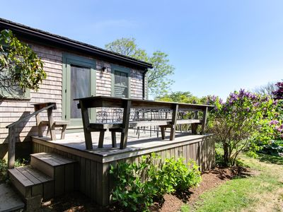 Photo for Cozy lakefront home w/ gorgeous lake views and lovely gardens
