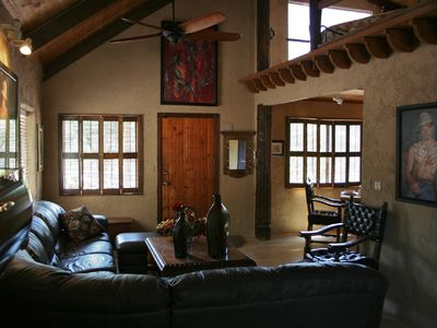 Photo for Next to 3 Wineries, 10 miles from W. Sedona, Ranch on Oak Creek, PET FRIENDLY