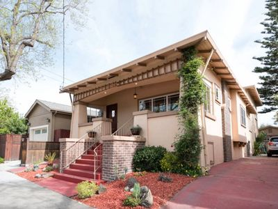 Photo for Historic Craftsman Bungalow - Walk Score 96 located in a quiet oasis of downtown