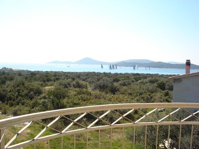 Photo for Apartment DK  A1(4)  - Tribunj, Riviera Sibenik, Croatia