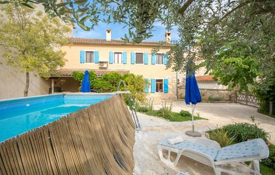 Photo for Charming Holiday House Ra with Garden and Pool
