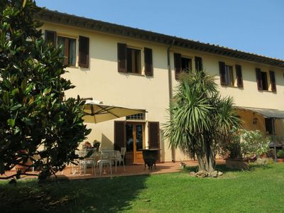 Photo for Vacation home Podere ai Pioppi (SGT130) in San Giuliano Terme - 8 persons, 4 bedrooms