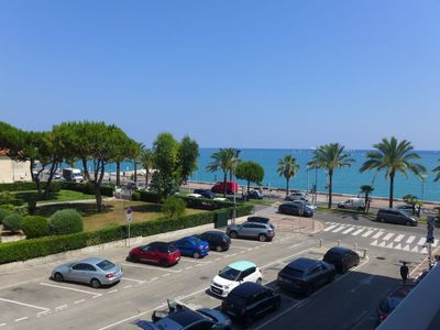 Photo for 1BR Apartment Vacation Rental in Cagnes-sur-Mer, Alpes-Maritimes