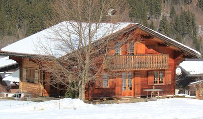 Photo for Beautiful chalet for 8/9 people in the Chamonix Valley