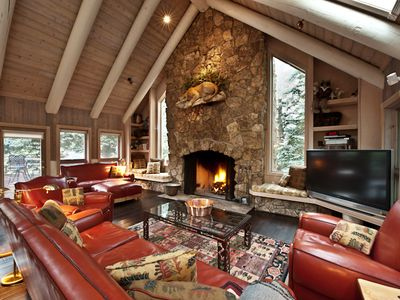 Photo for ELK VIEW LUXURY BC HOME: 7-9BR. SLEEPS 17-21. SKIING FREE SHUTTLE. PLATINUM 5*