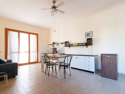 Photo for Quiet Salento apartment in Nardò with WiFi, private parking & balcony.