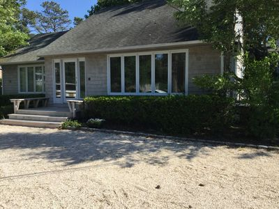 Photo for New Listing - August on Tiana Bay in the Hamptons!