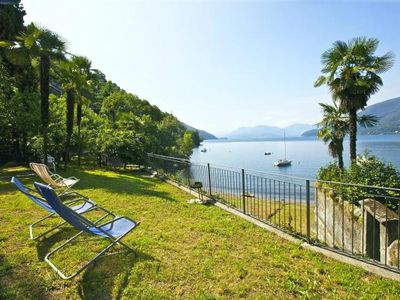 Photo for Tastefully furnished 1-room apartment with sea garden and beach