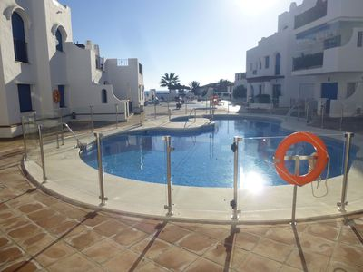 Photo for Modern 2 bed / 2 bath apartment ideally located by beach & marina