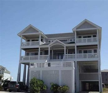 Photo for 8 Bed Oceanfront Home Pool, Hot Tub, Theater, Game Room, Elevator, Free Wifi