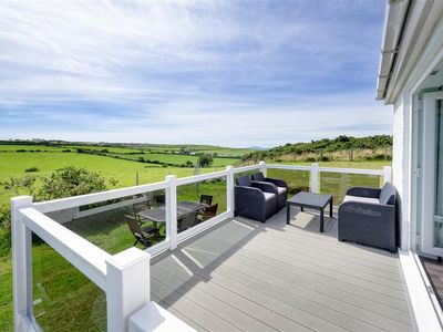 Photo for With spectacular views - and a fantastic balcony from which to enjoy them - this immaculate and thou
