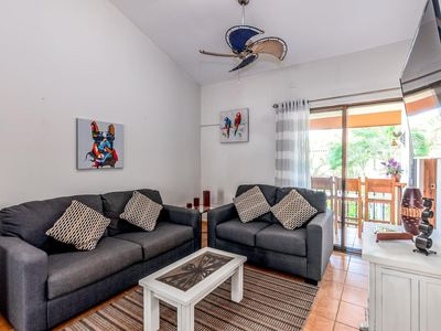 Photo for Bromelia #6 · 2 BR condo just 2 blocks from beach and town
