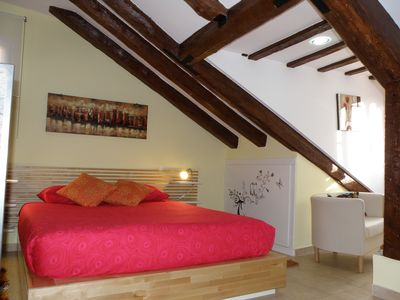 Photo for Lovely apartment in a HISTORIC BUILDING IN  MADRID CENTER near ROYAL PALACE