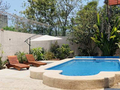 Photo for CASA BALAM: Guayabitos! beautiful house with private pool