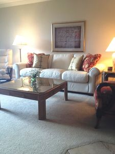 Living Area lots of seating.