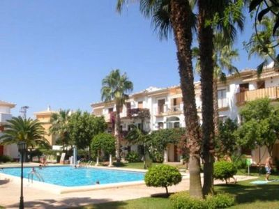 Photo for LOVELY APARTMENT EL PATIO 150 MTS FROM THE BEACH