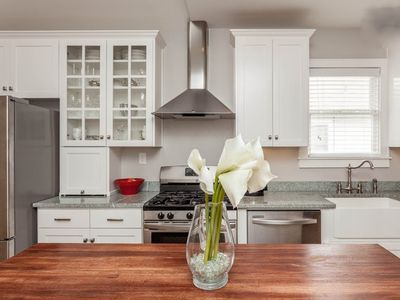 Photo for Charming Central Austin Bungalow with Guest House