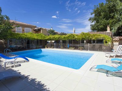 Photo for Detached house not overlooked with private pool and fully securisee.