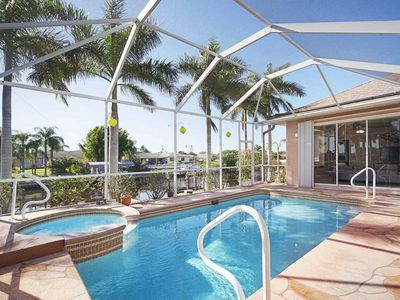 Photo for 31% OFF! -SWFL Rentals - Villa Coral Cabana - Newly Furnished & Renovated Gulf Access Home