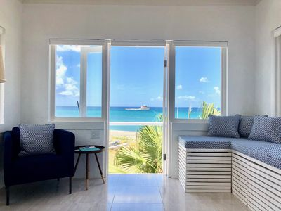 New beachfront affordable property, all private with an amazing view