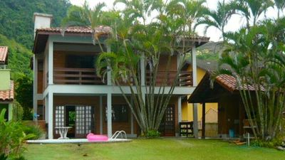 Photo for FOOT IN THE SAND in Guaecá- 4 suites in a gated community w / 24 hour security
