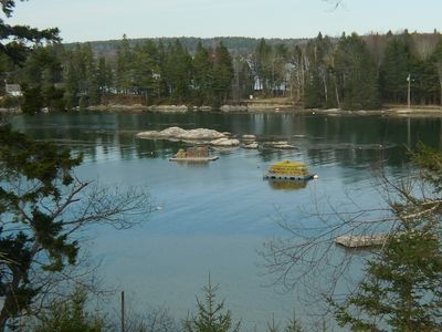 Photo for Waterfront Cottage With An Awesome View Of Capital And Burnt Island