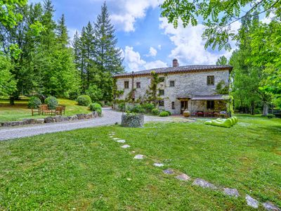 Photo for Vacation home La Colonica in Gaiole in Chianti - 13 persons, 5 bedrooms